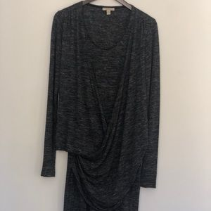 Burberry Dark Grey Dress